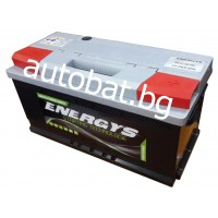 Battery  ENERGYS - 12/100 Ah R+