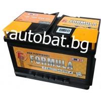 Battery 12/75 R+ FORMULA