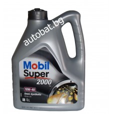 Mobil Super 2000 X1 10W-40 - 4l.