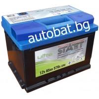 battery START Ultra - 12/65 Ah R+